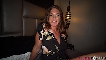 Milf wants to Try out For Porn with Big Dick Stud