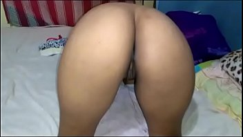 Young brazilian brunette wife big ass and tits fucking