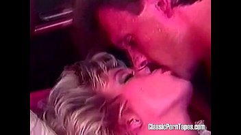 Vintage porn new Blonde whore sucks mustash mans cock