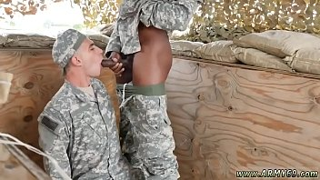 Video homo gay xxx porn army and wrestling hot horny troops!