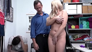 MILF Steals And Makes A Deal- Christie Stevens