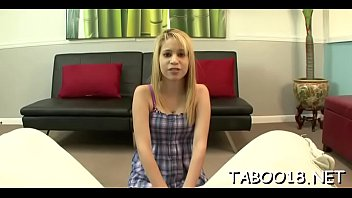 Charming teen with appetite for shlong giving sensual cook jerking tumblr xxx video