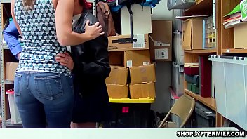 Asian Milf Christy Love takes the LP officers protocol to avoid jailtime