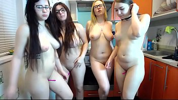 Four russian chubby webcam part one