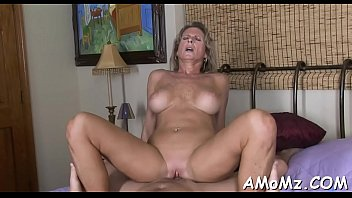 Best mature free video site - Skillful older impaled on cock