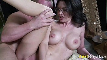 Brandi edwards and handjob - Gifted geek brandi edwards thirsty for sloppy facials