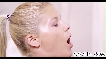 Xxx young porn video - Young sweetheart teased by old crock