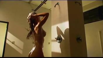 Nude blond cheerleader - Cheerleader massacre 2: sexy nude blonde shower scene