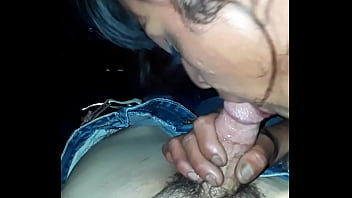 Street whore gets that nut