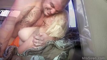 Wife Fucks While Hubby Drives preview image