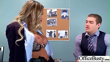Hardcore Sex In Office With Huge Boobs Girl (August Ames) vid-02