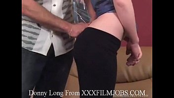 Donny Long owner xxxfilmobs.com with bubble butt Jessica Ruby