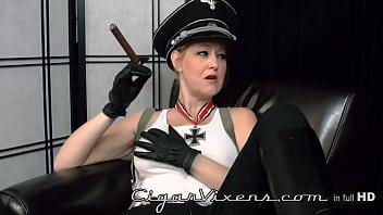 Erotic cigar smoking - Kristyna dark, cigar vixens, full video