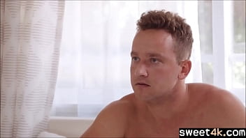 Brother stuffs his throbbing dick in Sister
