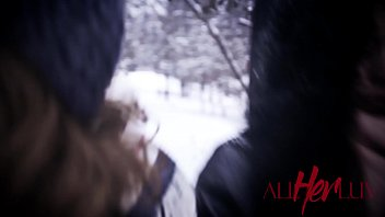 AllHerLuv.com - Snowballs with Silver Linings - Preview