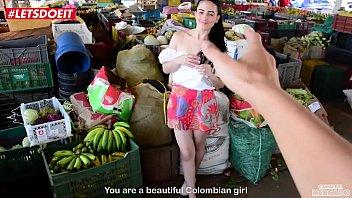 MAMACITAZ - #Karol Higuita - Young Latina Rides Cock Like A Pro