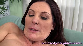 Cock starving Stepmom Ginger Ford