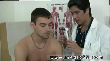 Naked men doctors exam and hardcore stories gay Once inwards I felt