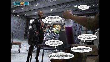 3D Comic: Echo. Episode 8 - Sress Test thumbnail