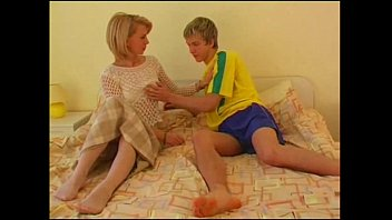 Young Footballer MILF