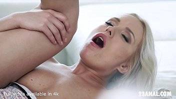 Blonde Needy Chick Angelika Grays Fondles Toby's Dick Like There is No Tomorrow