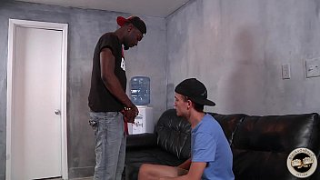 Long dicks gay black video Colin james learns to take black cock