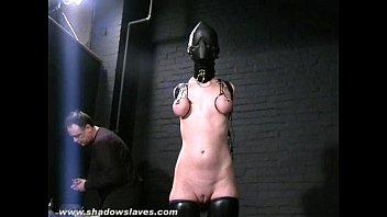 Sensory deprived slaveslut Cherry Torns leather fetish and extreme bdsm of ameri thumbnail