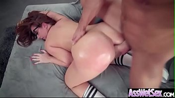 Deep Hard Anal Sex With Big Round Butt Girl (Maddy Oreilly) video-22