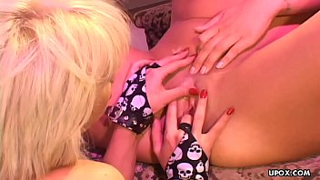 Hot Ashley Steel and Frankie Dashwood are pleasing each other