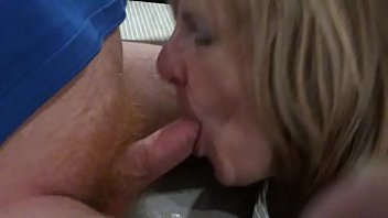 Mouthfulls of cum clips English busty milf takes a full mouthfull of cock and cum
