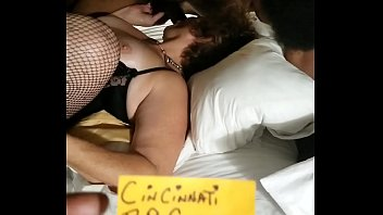 OUR BBC CREW MEMBER GETTING HIS COCK SUCKED BY A SEXY SLUT WHITE WIFE WHILE HER HUSBAND WATCHED