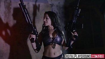 Mila jovovich xxx photos Xxx porn video - blown away - scene 2
