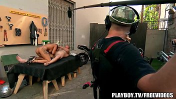 Tv shows with sex scenes Behind the scenes at playboy tv