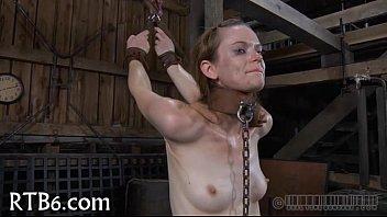 Intense agony for slaves