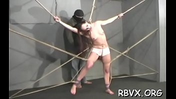 Raw bondage Raunchy girl gets fucked raw and gets her beaver