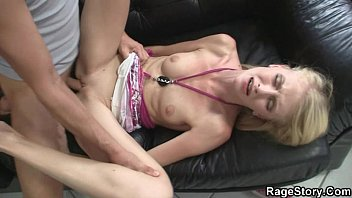 She lets him use her hot body rough