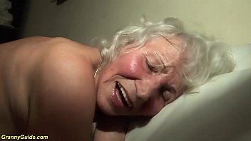 Grannies ass fucking movies Extreme horny 76 years old granny rough fucked