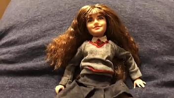 Vintage ebay auction barbie doll - Tiny hermione 2