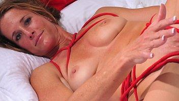 Bondage photography denver - Red ropes