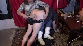 Over Mistress Liz Knee's