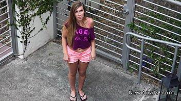 Anal Plugged Girlfriend Banged Homemade