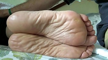 Wife sexy feet 81秒