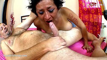 My Dirty Hobby - Spanish MILF slut gets penetrated hard