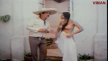 Vintage mexican blanket Huevos rancheros