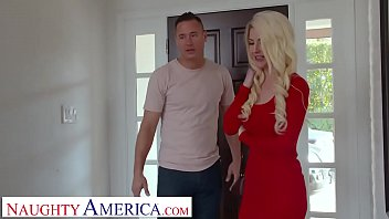 Shaved kits - Naughty america kit mercer fucks her sons bully to get him to stop