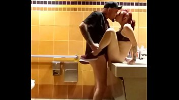 Public Restroom Fuck