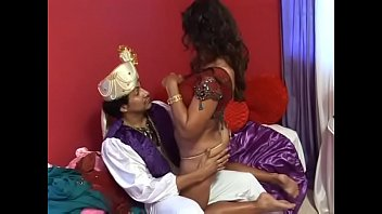 This rich prince wants to seduce this hot chick Persia Monir