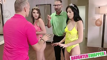 Eighteen Year Old Daughter Orgy Judy Jolie, Athena Faris