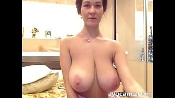 Amazing Milf With Beautiful Huge Natural Tits
