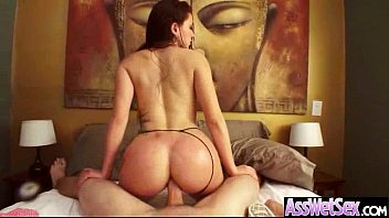 Big Wet Ass Girl Take Cock Deep In Asshole  vid-22